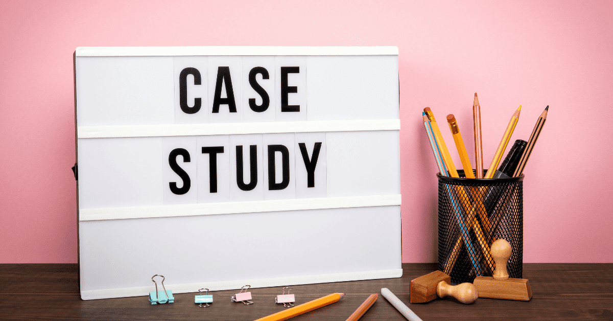How to Create an Ideal Case Study